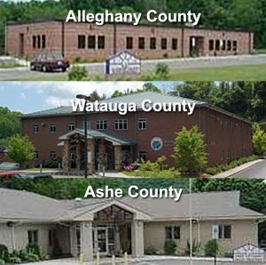 Appalachian District Health Departments