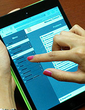 Patients like the convenience of mobile health but doctors are hesitant. Why?