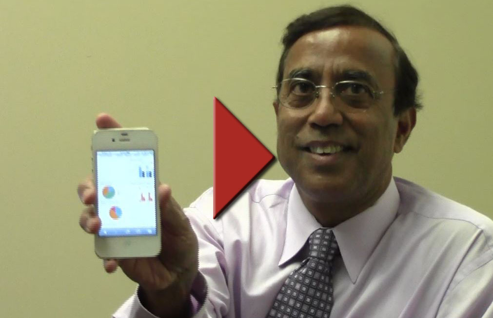 What is it?  EHR Management Dashboard App for local health departments