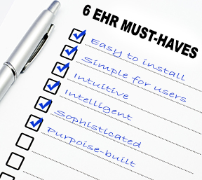 The 6 must-haves for an easy to use EHR for Local Health Departments.