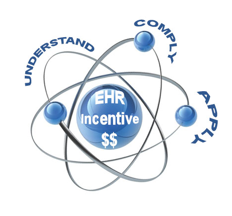Three key steps to get EHR incentives for local health departments. Do not miss out.
