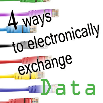 Four Ways to Exchange Data with Community Providers
