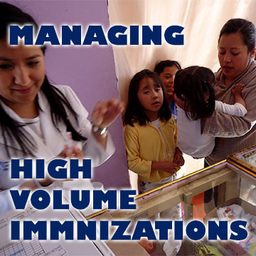 EHRs Can Improve Efficiency of High Volume Immunizations