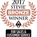 Customer Service Award for Support