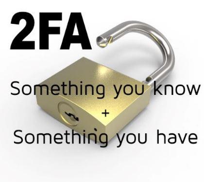 PHI 2 Factor Authentication