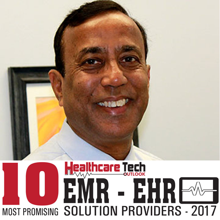 Most Promising EHR Solution Provider