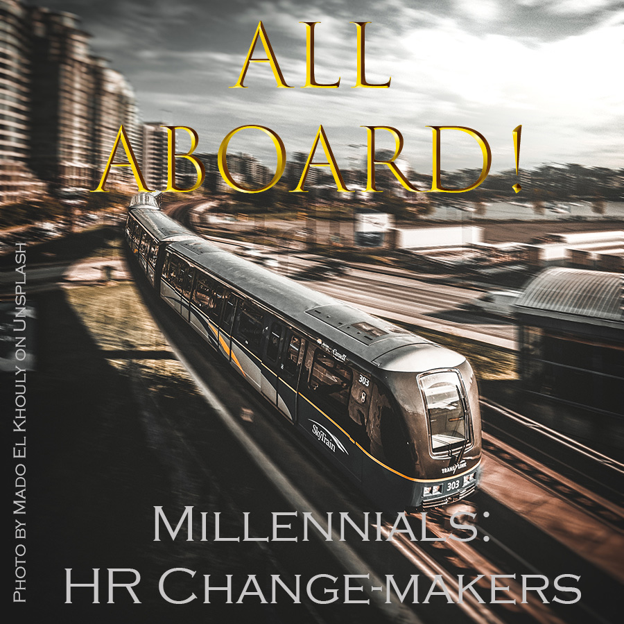 Millennials HR Change Makers