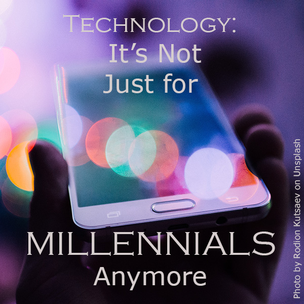 Millennials Technology Change Makers
