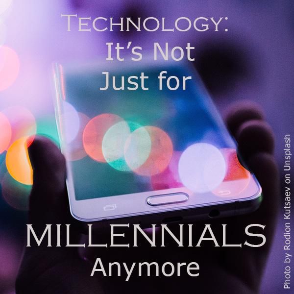 Millennials Technology Change Makers