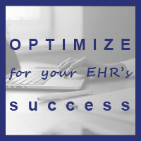 optimize for EHR success with your EHR vendor