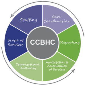 The 6 program requirements for a CCBHC