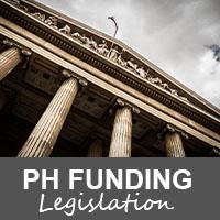 public health infrastructure funding