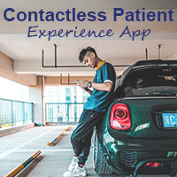 Patagonia Health Piloting New Contactless Patient Experience App