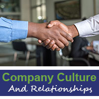 company culture effect on relationships