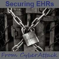 protect patient data from cyberattack
