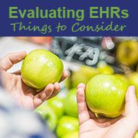 evaluate ehr solutions