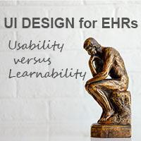 Usability Learnability EHR User Interface