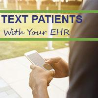 patient communication text